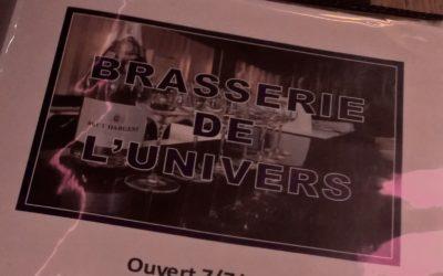 Brasserie de L'Univers @ Liège