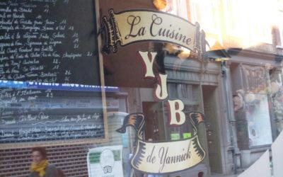 La cuisine de Yannick @ Liège